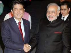 Narendra Modi S Relations With Japan Are Since He Was Cm Of Gujarat