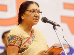 What Homework Gujarat Cm Anandiben Patel Given To Teachers On Teachers Day