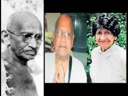 Gandhiji S Grandson Kanubhai Forced Live In Old Age Home With Wife