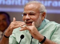 Pm Narendra Modi Launches Digital India Week At Indira Gandhi Arena