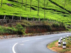 Beautiful Attractive Roads India