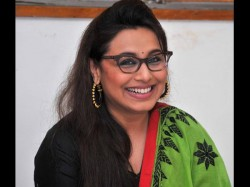 Pics Rani Mukerji Visits Anti Trafficking Ngo In Delhi