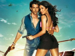 Bang Bang Hrithik Katrina Third Poster