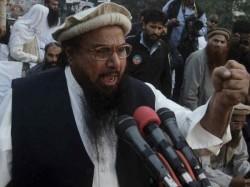Hafiz Saeed Blames India The Horrible Flood Pakistan
