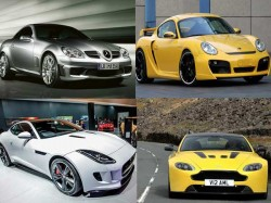 India S Top 5 Sportscars