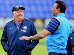 Team India Coach Duncan Fletcher Is Solid Character Says Ravi Shastri