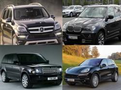 India S Top 5 Luxury Suv