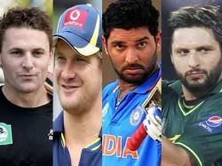 Most Sixes A Batsman T