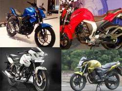 Bike Comparison Between Yamaha Fz V2 Vs Suzuki Gixxer Vs Cb Trigger Vs Apache