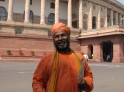Pm Narendra Modi Is India S Bhagya Vidhata Says Sakshi Maharaj