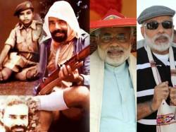 Birthday Special Modi S Different Look Pics