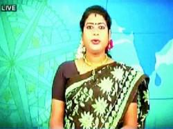 First Transgender Anchor Padmini