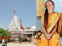 London Unemployed Steve Cooper Became Mataji At Bahucharaji Temple Gujarat