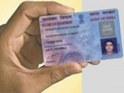 Transactions Where Pan Card Is Needed India