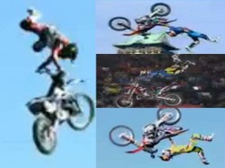 Red Bull X Fighters Best Action From