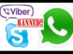 Iran Block Social Apps