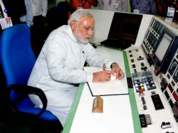 Modi Witness Mangalyaan Insertion