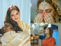Rekha Does Madhubala Super Nani