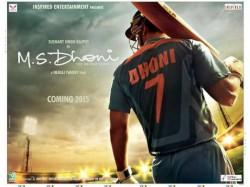 M S Dhoni The Untold Story First Day Opening Box Office Collection