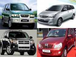 India S Top 10 Seven Seater Car