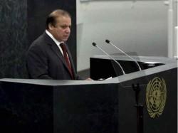 Pakistan Pm Nawaz Sharif Raises Kashmir Issue At Unga Blames India