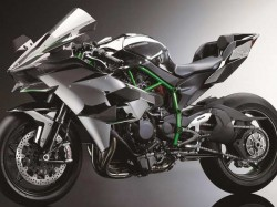Kawasaki H2 H2r S Five Things Know