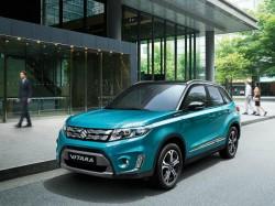 Suzuki Reveals Its Vitara At 2014 Paris Motor Show