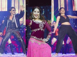 Happy New Year Team Ends Slam The Tour With Madhuri