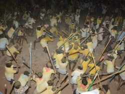 A Temple In Andhra Where Devotees Go To Kill Or Be Killed