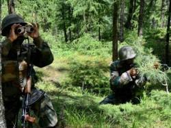 Heavy Firing Pakistan Poonch Jammu Kashmir