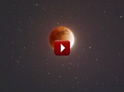 Webcast Total Lunar Eclipse Chandra Grahan Oct 8