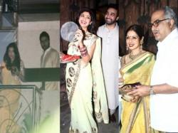 Bollywood Beauties Celebrate Karva Chauth