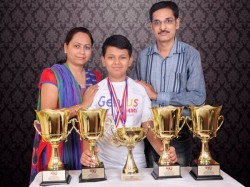 Gujju Teenager Granth Thakkar Is New World Mental Arithmetic Champion