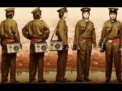 Anushka Releases New Poster Of Pk With Transistor
