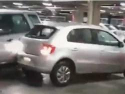 Parking Lot Brawl Causes Tension