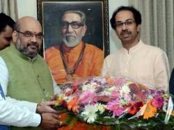 Bjp Shivsena Alliance End Was Fix Match
