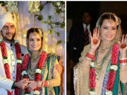 Dia Mirza Get Married With Film Maker Sahil Sangha