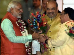 Bjp Hits Century In Maharashtra First Party To Do So Since