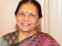 Anandiben Patel Will Take Part Save Girl Child Program Haryana Today