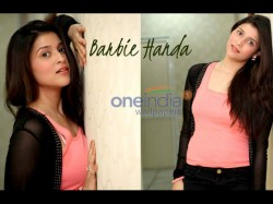 Zid Poster Released With Liplock Between Karanvir Sharma Barbie Handa