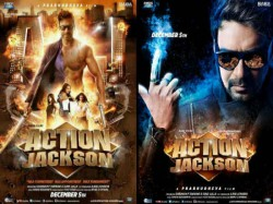Action Jackson Posters Out