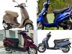 Vespa Elegante Vs Mahindra Rodeo Rz Vs Honda Activa 125 Vs Yamaha Alpha