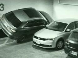 Audi Q3 Parking Challenge Unveiled