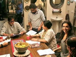 Amitabh Bachchan Gets Family Pack Piku