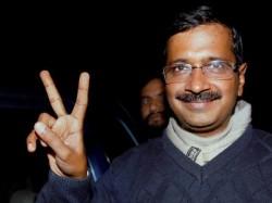 Aap Will Win Delhi Get Over 45 Seats Arvind Kejriwal