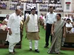 Ganpat Vasava Elected Speaker Gujarat Assembly Unopposed