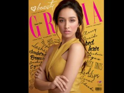 Shraddha Kapoor Hot Images On Grazia Magazine