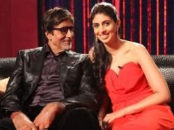 Big B Praises All Daughters Posts Deepikas Pics