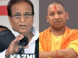 Bjp Mp Yogi Adityanath Racks Up Controversy With His Latest Statement On Azam Khan