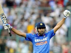 Rohit Sharma Becomes First Man Slam Two Odi Double Centuries